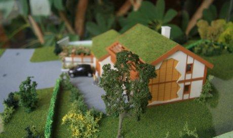 Maison en paille à Clermont-Ferrand