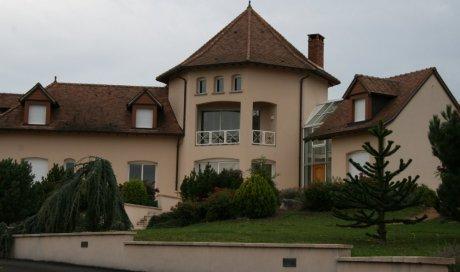 Maison contemporaine à Clermont-Ferrand