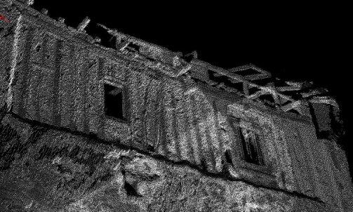 Relevés bâtiments anciens à Clermont-Ferrand